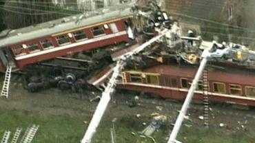 Pecrot - Train Accident