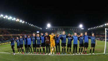 Le Club de Bruges deuxième équipe de l'histoire au ranking UEFA Cup/Europa League