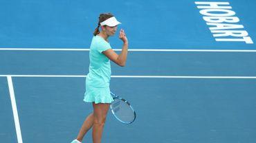 Elise Mertens titrée aussi en double à Hobart