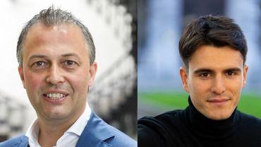 """Les préformateurs Lachaert et Rousseau parviendront-ils à réunir les 7 partis envisagés dans la coalition """"Vivaldi"""" ?"""