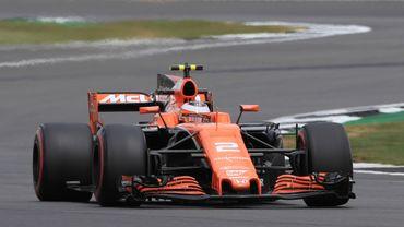 Vandoorne 10e des essais libres où le duel Hamilton-Vettel se poursuit