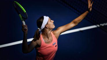 Open d'Australie : Greet Minnen se hisse au 2e tour des qualifications