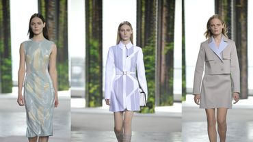 Collection printemps-été 2015 d'Hugo Boss