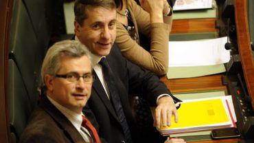 FDF: Bernard Clerfayt se positionne face à Olivier Maingain