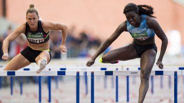 Anne Zagré éliminée avant la finale du 100m haies