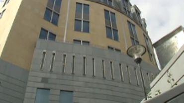 Les nouveaux bâtiments de la Justice à Liège sont situés aux abords du cadran, non loin des installations actuelles.