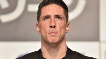 Fernando Torres affiche une musculature impressionnante