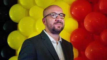 Charles Michel relève que la Belgique est un pays de taille moyenne qui regorge de créativité et d'innovation.