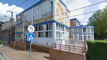 En janvier, l'école du Centre à Hornu bénéficiera de locaux modulaires pour remplacer les locaux devenus inaccessibles