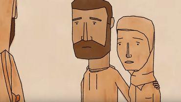 Vivre sous Daech: le dessin animé qui raconte