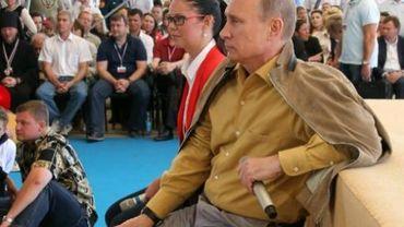 Un clip hostile à Vladimir Poutine a été inséré dans une émission d'une télévision régionale russe