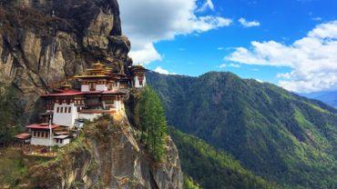 Le Bhoutan se classe en tête des pays à visiter en 2020.