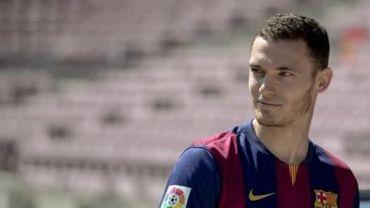 Les Belges à l'étranger - Le FC Barcelone, avec Vermaelen titulaire, accède aux huitièmes de la Coupe du Roi
