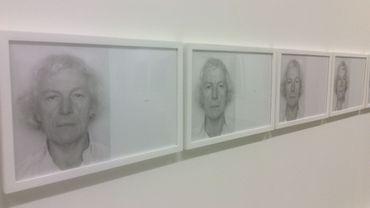 Les portraits de Roman Opalka