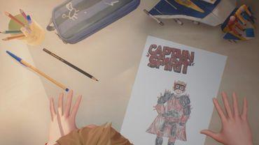 Les extraordinaires aventures de Captain Spirit