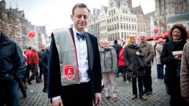 """Bart De Wever: """"Pas question d'abandonner Bruxelles aux francophones"""""""