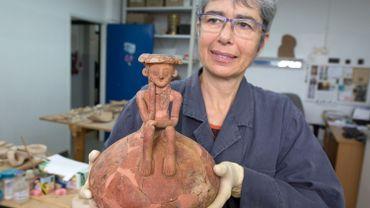 """Israël: les archéologues exhument un """"penseur"""" de 4.000 ans"""