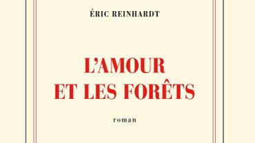 """""""L'amour et les forêts"""" de Eric Reinhardt"""