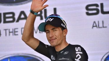 Sergio Henao blanchi par l'UCI