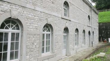 Le Centre du Visiteur, à la Citadelle de Namur