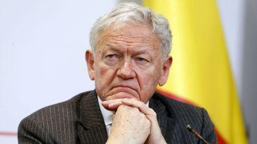 François Bellot en colère, le ministre de la mobilité évoque la fin du monopole de Skeyes