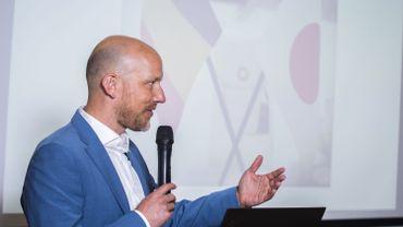 Olav Spahl, le directeur de sports de haut niveau au COIB.