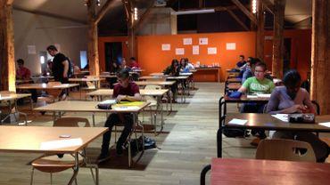 Aubange: un lieu calme pour préparer sa seconde session