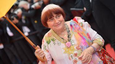 La réalisatrice française Agnès Varda se verra remettre une Palme d'honneur lors de la cérémonie de clôture du Festival de Cannes, le 24 mai