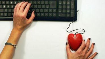 Rencontres en ligne face à face