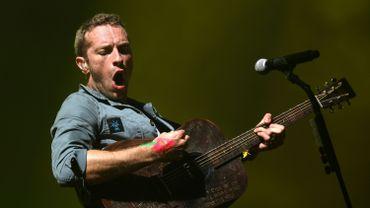 Chris Martin, le leader de Coldplay, sera sur la scène des NRJ Music Awards samedi soir pour présenter leur nouveau single