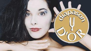 Jodie Devos reçoit un Diapason d'or pour son album consacré à Offenbach
