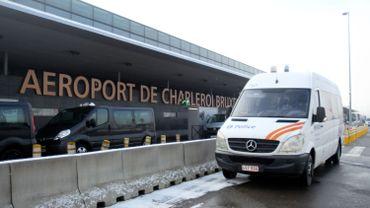 """Aéroport Charleroi: le projet de """"terminal bis"""" déplaît aux actionnaires"""