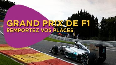 Le Grand Prix de F1 de Spa-Francorchamps