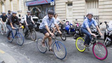 Ben Weyts, ministre flamand de la mobilité, refuse la suppression de certaines priorités pour les cyclistes en Flandre/