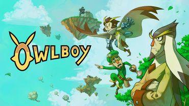 """La conception de """"Owlboy"""" a duré neuf années"""