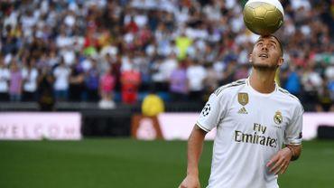 Eden Hazard disputera son premier Clasico à Barcelone en octobre, le retour prévu en mars