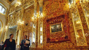 Le trésor d'un palais russe, volé par les nazis, retrouvé au fond de la mer ?