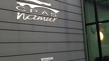 Malgré la peur d'être stigmatisée, notre témoin a frappé à la porte du CPAS de Namur.