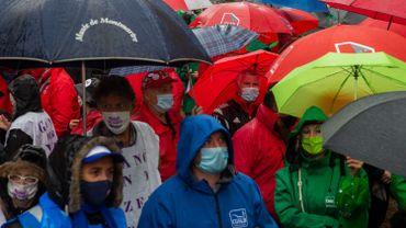 Deux actions syndicales du non-marchand bruxellois pour demander de revaloriser le secteur
