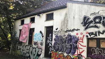 Occupation d'un bâtiment de l'UCLouvain: les squatteurs veulent rester sur place