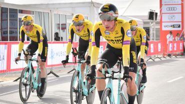 Jumbo-Visma remporte les Hammer Series à Stavanger
