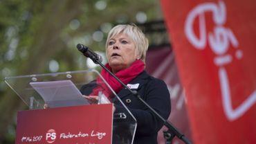 Communales 2018: Isabelle Simonis quittera son poste de ministre si le PS peut obtenir le mayorat à Flémalle