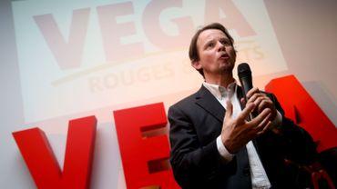 Vincent Decroly, ancien député écologiste et créateur du parti Vega