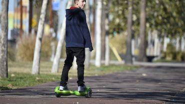 Au moins 6% des Bruxellois ont utilisé une trotinette, un hoverboard ou un monoroue en 2018
