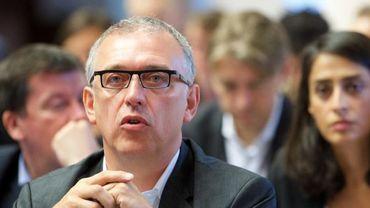 Eric Massin va présenter au bureau du Parti socialiste les réformes voulues par le PS carolo