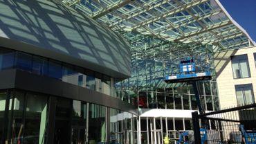 Docks veut attirer 150.000 visiteurs annuels sous sa grande verrière