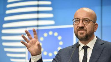 L'Union Européenne sanctionne le régime Biélorusse et menace Ankara
