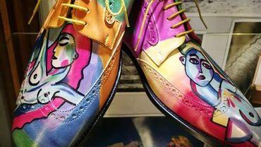 Maison Jalmau, chaussures pour Dandys dans la très Chic rue des Carme