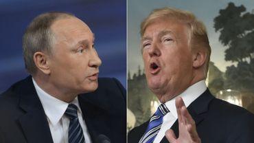"""Pour la Russie, Trump est un """"partenaire"""", assure le Kremlin avant le sommet de lundi"""