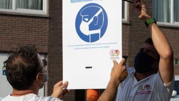 Procès-verbaux COVID à Bruxelles : un quart des prévenus sont acquittés en raison de PV mal motivés